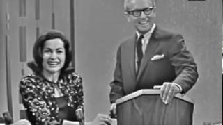 PASSWORD 1963-10-17 Carol Lawrence & Steve Lawrence