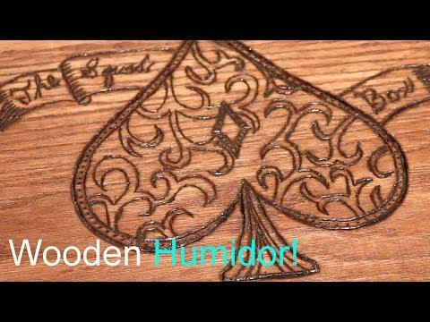 Making a Wooden Humidor