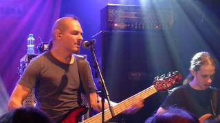 FATES WARNING Through Different Eyes + Monument [Live 2017 Vauréal]