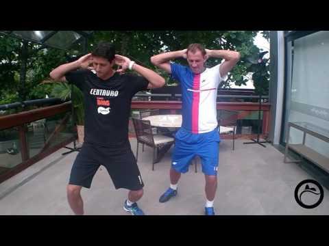 Marcelo Melo e Lukasz Kubot caem na dança | Rio Open