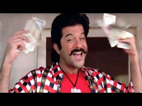 Azaad Aaya Re - Anil Kapoor   Kumar Sanu   Bappi Lahiri   Mr. Azaad   Bollywood Song