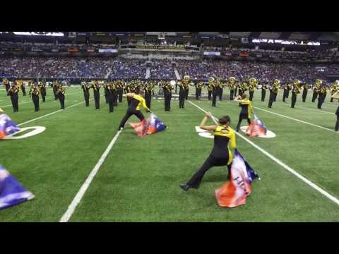 2017 All-American Marching Band Halftime Show