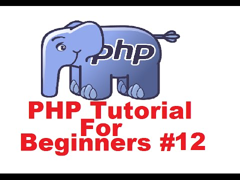 PHP Tutorial for Beginners 12 #  Multidimensional Arrays in PHP