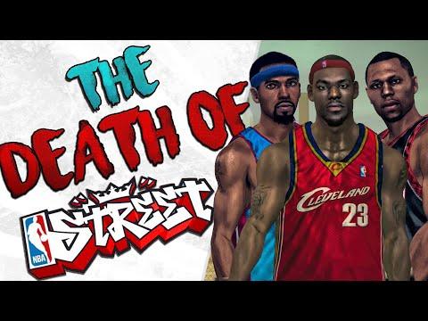 This Game Killed NBA Street? Street Homecourt 12 YEARS Later!