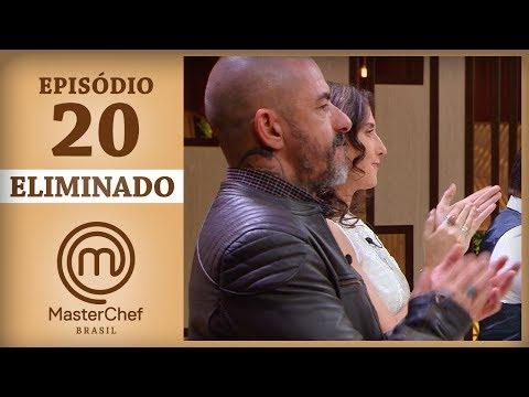 DEPOIMENTO DO ELIMINADO | MASTERCHEF BRASIL | EP 20 | TEMP 04