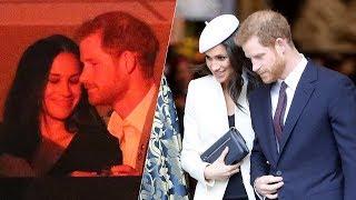 Meghan Markle & Prince Harry BONDED over familial heartbreak