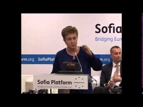 Sofia Platform 2013 - Welcome - part 2