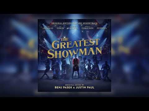 Austyn Johnson, Cameron Seely and Hugh Jackman - A million dreams Reprise. The Greatest Showman