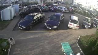 Ребенок поцарапал машину Минск 3.05.17(, 2017-05-04T19:04:29.000Z)