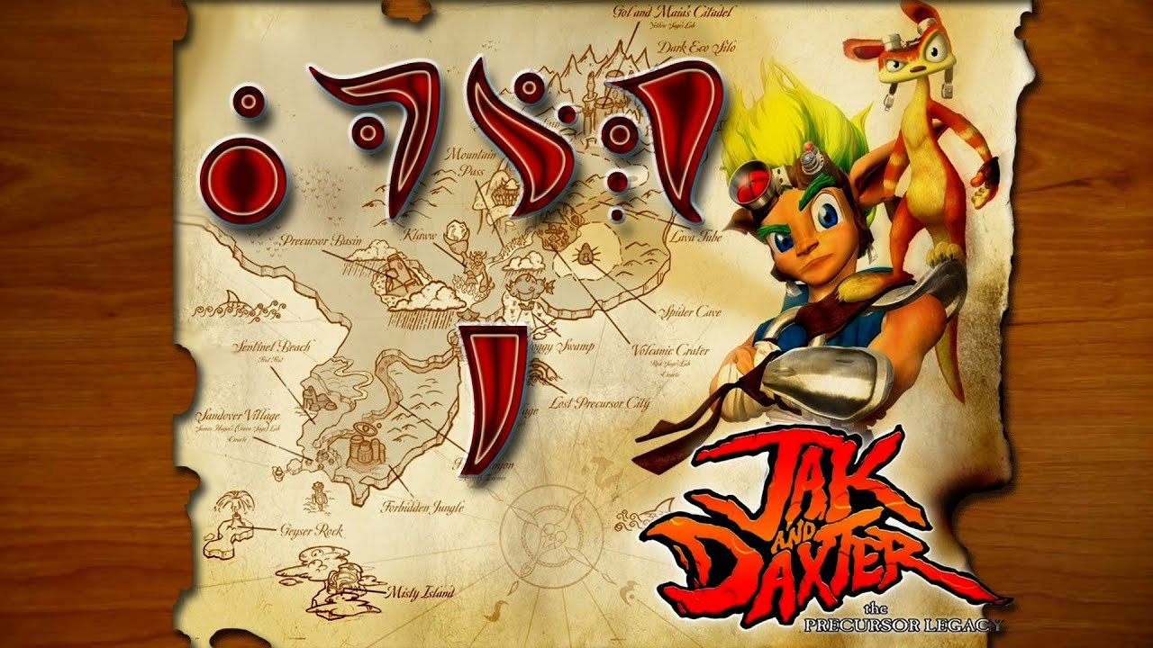 T Alphabet Wallpaper Hd Jak And Daxter The Precursor Legacy Hd Part 1 Youtube