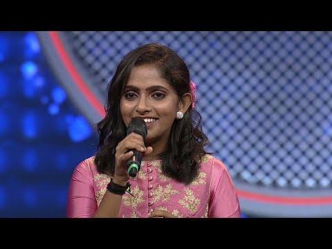 #Super4 | Swetha - Oru daivam thantha poove... | Mazhavil Manorama