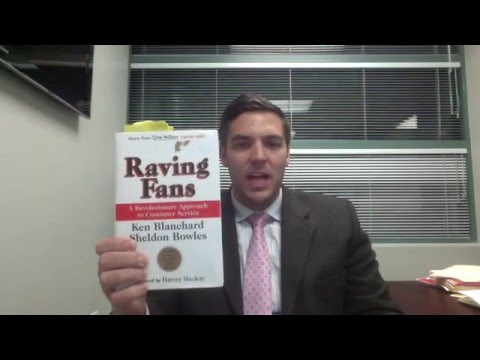 Raving Fans Book Review YouTube