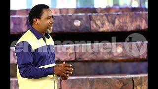 SCOAN 18/11/18: TB Joshua Message & Prayer For Viewers | Live Sunday Service
