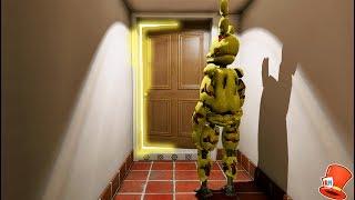 GUESS WHAT'S IN SPRINGTRAP'S SECRET ROOM! (GTA 5 Mods For Kids FNAF RedHatter)