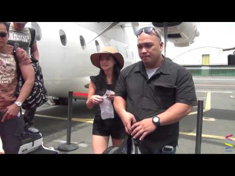 Anne Curtis drives a private plane [must-see video]