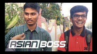 Get Screenshots for video :: Do Indians Know How Their English Accent Sounds? | ASIAN BOSS