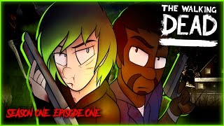 WE HAVE TO GET OUT OF THIS TOWN! | THE WALKING DEAD S1 Ep 1 FINALE | DAGames