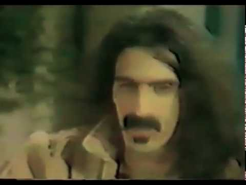 1979 Frank Zappa funny interview with Dinah Shore USA TV, May 18