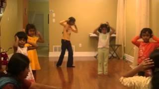 Diwali dance 2013 - Nsc