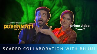 Scared Collaboration With Bhumi Pednekar | Ayush Mehra | Amazon Prime Video