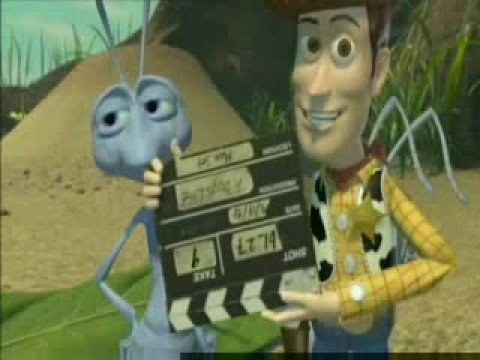 A Bugs Life Bloopers Youtube
