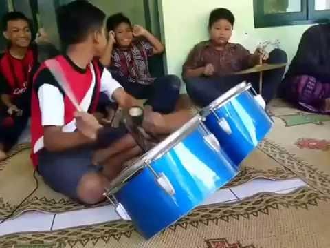 Latihan Takbiran Masjid Al-Istiqomah Jatirejo