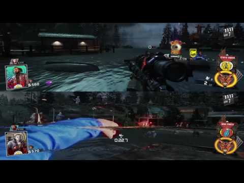 Call of Duty®: Infinite Warfare rave in the redwoods with Mason gamer251