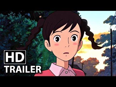 DER MOHNBLUMENBERG - Trailer (Deutsch | German) | Ghibli HD