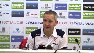 Keith Millen's Pre-Aston Villa Press Conference