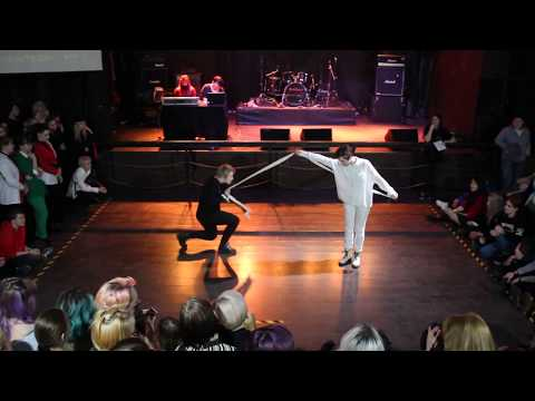 Seventeen (Jun & The8) - MY I (dance cover by 7WoW) K-POP COVER BATTLE Stage1