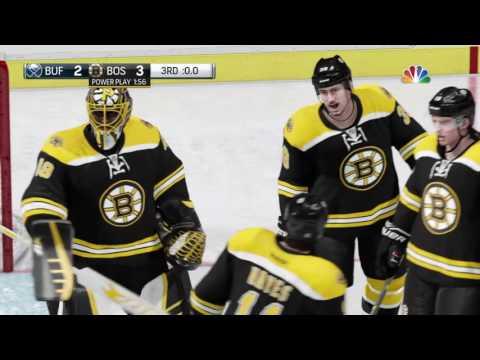 NHL 17: Be A Pro-Sabres Goalie. Pre Season. Starting my career!