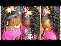 Crochet Slick Ponytail | Children's Natural Hair