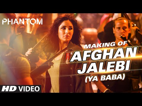 Making of 'Afghan Jalebi (Ya Baba)' VIDEO Song | Phantom | Saif Ali Khan, Katrina Kaif | T-Series