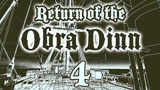 KRÓL ROZKMINY   Return of the Obra Dinn [#4]