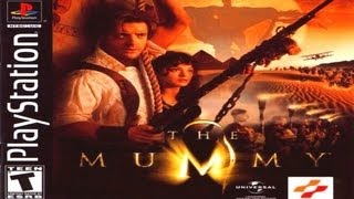 Awful Playstation Games: The Mummy Review
