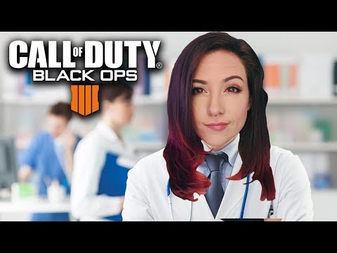 Dr. Renee Takes Some Names (Call of Duty: Blackout)