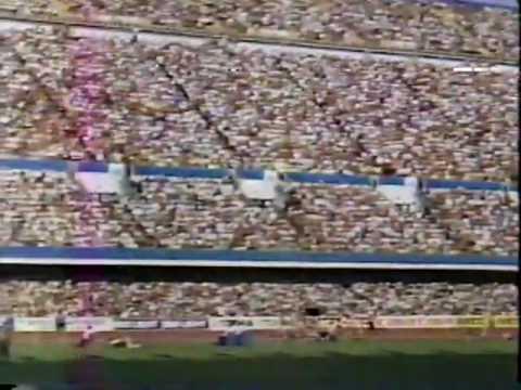 Mary Decker 1983 World Championship 3000m - last 5 laps