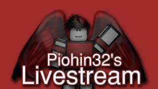 AirX + Velocity + Prison break PS ROBLOX Livestream!