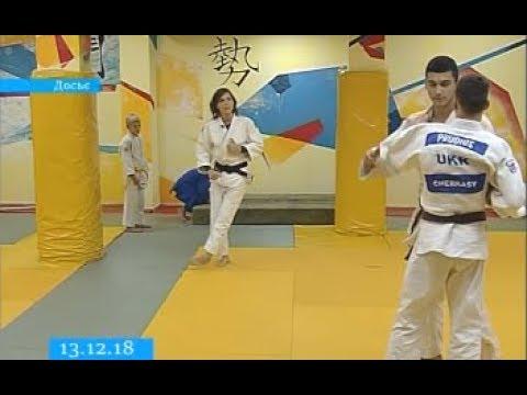 ТРК ВіККА: Черкаський дзюдоїст став кращим спортсменом місяця на Черкащині