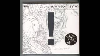 Metal Gear Acid Music - On Alert HD