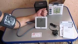 Автоматический тонометр на плечо DS 1031 Nissei(Этот или много других тонометров вы можете купить в интернет-магазине
