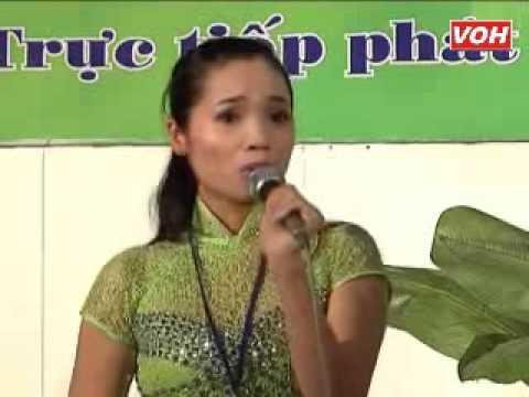 VOH Media   Thí sinh  Lê Kim Cương SBD  014 Phụng hoàng 12 câu   Lá trầu xanh Sáng tác  Viễn Châu   22 12 2012