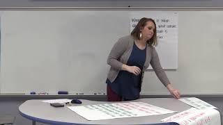 Teaching Tennessee: 8th Grade Math Lesson 1