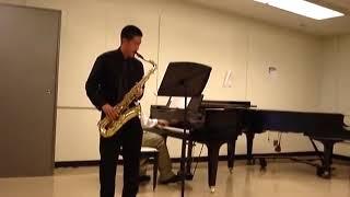 Tenor Saxophone: Yoko Kanno