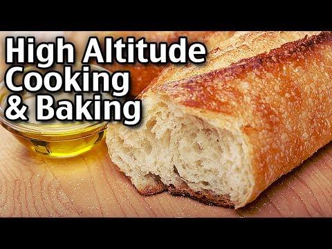 Bread Recipes High Altitude - Recipes Food