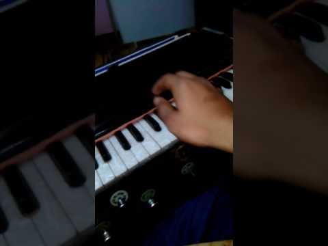 A Raja ji Baja Baji ki na Baji song piano tutorial