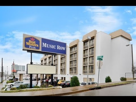 Best Western PLUS Downtown/Music Row - Nashville Hotels, Tennessee