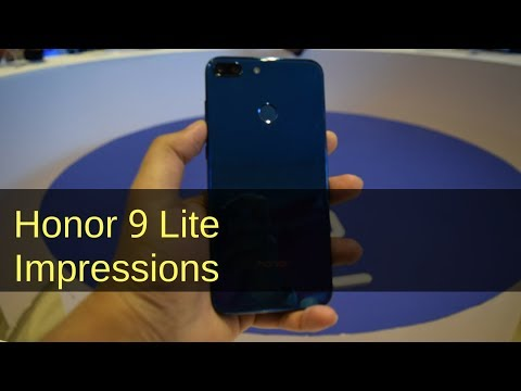 Honor 9 Lite (3GB) Review Videos