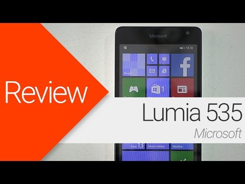 [Review] Microsoft Lumia 535 (en español)