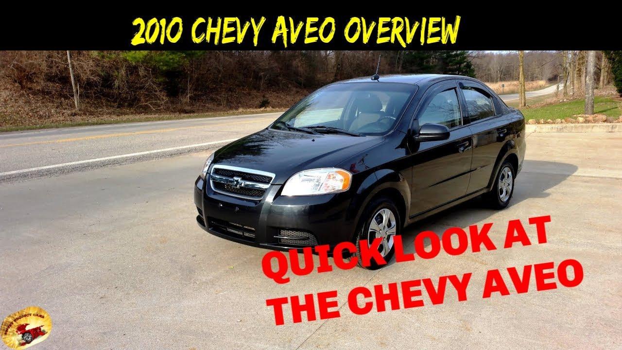 2010 chevy aveo lt mpg